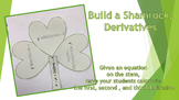 Build A Shamrock: Derivatives