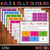 Build A Silly Sentence Activity Set