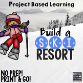 Project Based Learning for Math, ELA, and Design. Build A