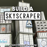 Build A Skyscraper, A Project Based Learning Activity (PBL)