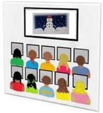 Build A Snowman Computer Activity