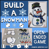 Build-A-Snowman: An Open Ended Game