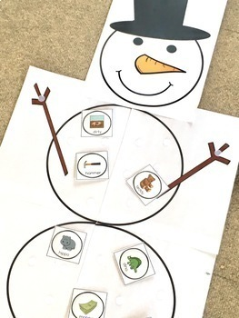 Build A Snowman: An Interactive Phonology Game