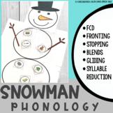 Snowman Phonology