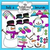 Build A Snowman Clip Art