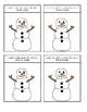 Build-A-Snowman Task Cards