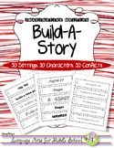 Build-A-Story Imaginative Story Writing Activity
