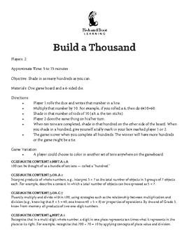 Build A Thousand