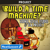 Build A Time Machine - Projects & PBL