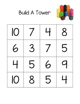Build A Tower!