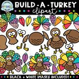 Build-A-Turkey {turkey clipart}