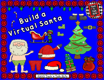 Build A Virtual Santa (Reinforcement Fun)