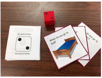 Build A... WH Questions Companion Deck FREEBIE