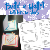 Build A Wallet Craftivitity