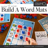 Build A Word CVC CVCC CCVC CVCe Pack
