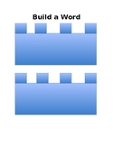 Build A Word Lego Center