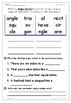 Build A Word Literacy Activity