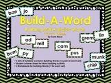 Build A Word: Multi-Syllabic Words: VC/CV Pattern
