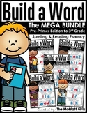 Build A Word : Sight Word Edition