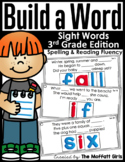 Build A Word : Sight Word Edition (3rd Grade)