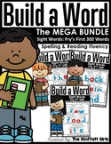 Build A Word : Sight Word Edition Fry's 100-300 Words