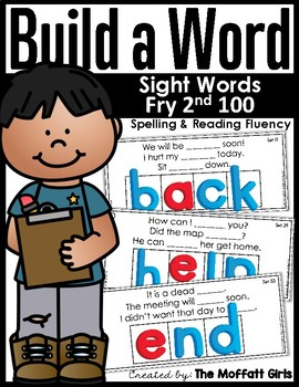 Build A Word : Sight Word Edition Fry's Second 100 Words