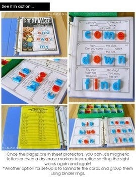 Build A Word : Sight Word Edition Fry's Third 100 Words