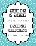 Build A Word Spring Edition