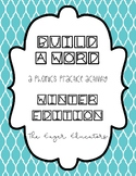 Build A Word Winter Edition