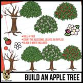 Build An Apple Tree Clip Art