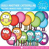 Build Another Caterpillar Clipart