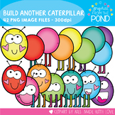 Build Another Caterpillar Clipart