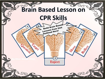 Build Brain Based Lessons on CPR Skills