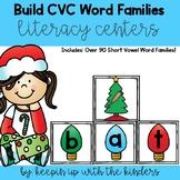 Build CVC Word-Christmas Edition!
