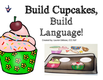Build Cupcakes - Build Language