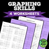 Graphing Worksheets or Homework