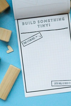 Build It! A Think, Doodle and Write Kit