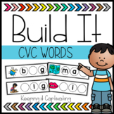 Build It CVC Words