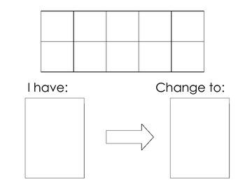 Build It-Change It Number Sense Workmat