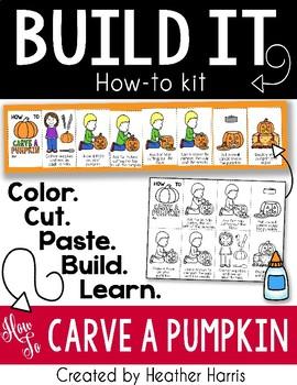 Build It: How To Carve a Pumpkin