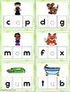 Building Words - Missing Middle Vowel Sounds