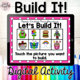 Build It - Open-Ended No Print Activity - Distance Learning