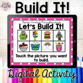 #jul21slpsgodigital Build It - Open-Ended No Print Activit