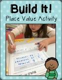 Build It! Place Value Activity