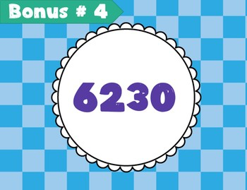 Build It! Place Value Digital and Printable