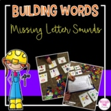 Building Words (missing letter sounds) Bundle