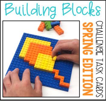 Build It - Task Cards - Spring