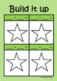 Build It Up Addition Game - TeachLearnCreate