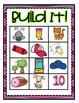 Build It! Word Work Activities for CVC, CVCC, CCVC, and CVCE Words!