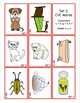 Build It- Write It Cookie Sheet Activities Set 1: CVC Word